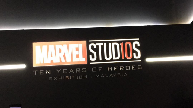 Marvel Fans, Here's an Inside Look of the Marvel Studios: Ten Years of Heroes Exhibition!